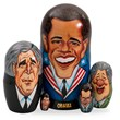 Matryoshka Obama Nesting Doll