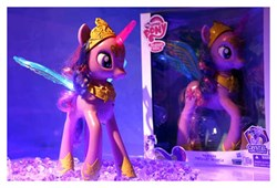 Princess Twilight Sparkle Toy Review