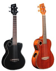 Riptide ukuleles from Banjos Direct