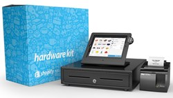 Shopify Point of Sale POS System