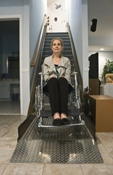 inclined platform wheelchair lifts