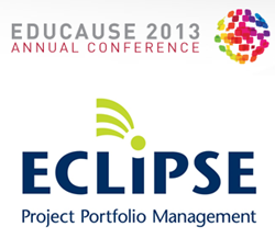 Eclipse PPM is set to join leading IT providers at this year's EDUCAUSE conference