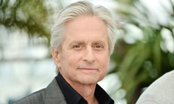Michael Douglas Opened the Discussion on Good Oral Health