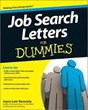 job_search_letters_for_dummies book career job search resume_writing