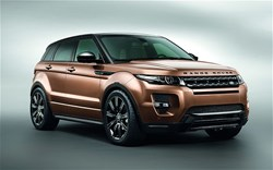 2014 New Range Rover Evoque