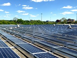 KB RACKING AND FIT SOLAR COMPLETE THREE LARGE SCALE ROOFTOP SOLAR INSTALLATIONS IN ONTARIO.