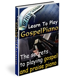 gospel piano lessons how learn to play gospel piano