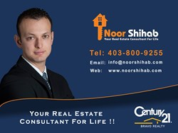 Calgary real estate Noor Shihab