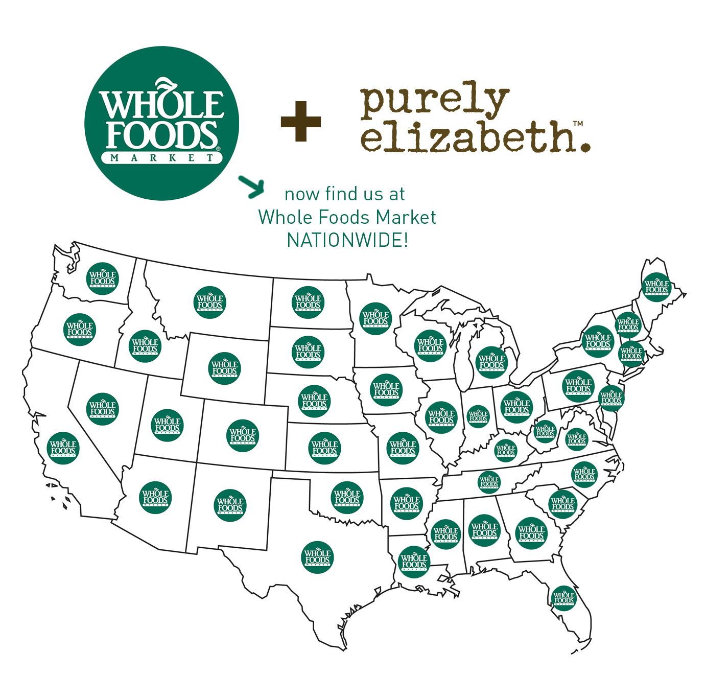 Purely Elizabeth Expands To Whole Foods Market Nationwide