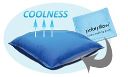 Polar Pillow Cool Pillow