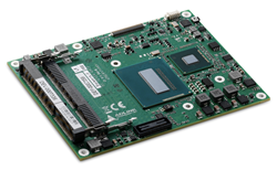 ADLINK's Express-HL COM Express Extreme Rugged Type 6 Module with 4th Generation Intel® Core™ i7/i5/i3 Processor