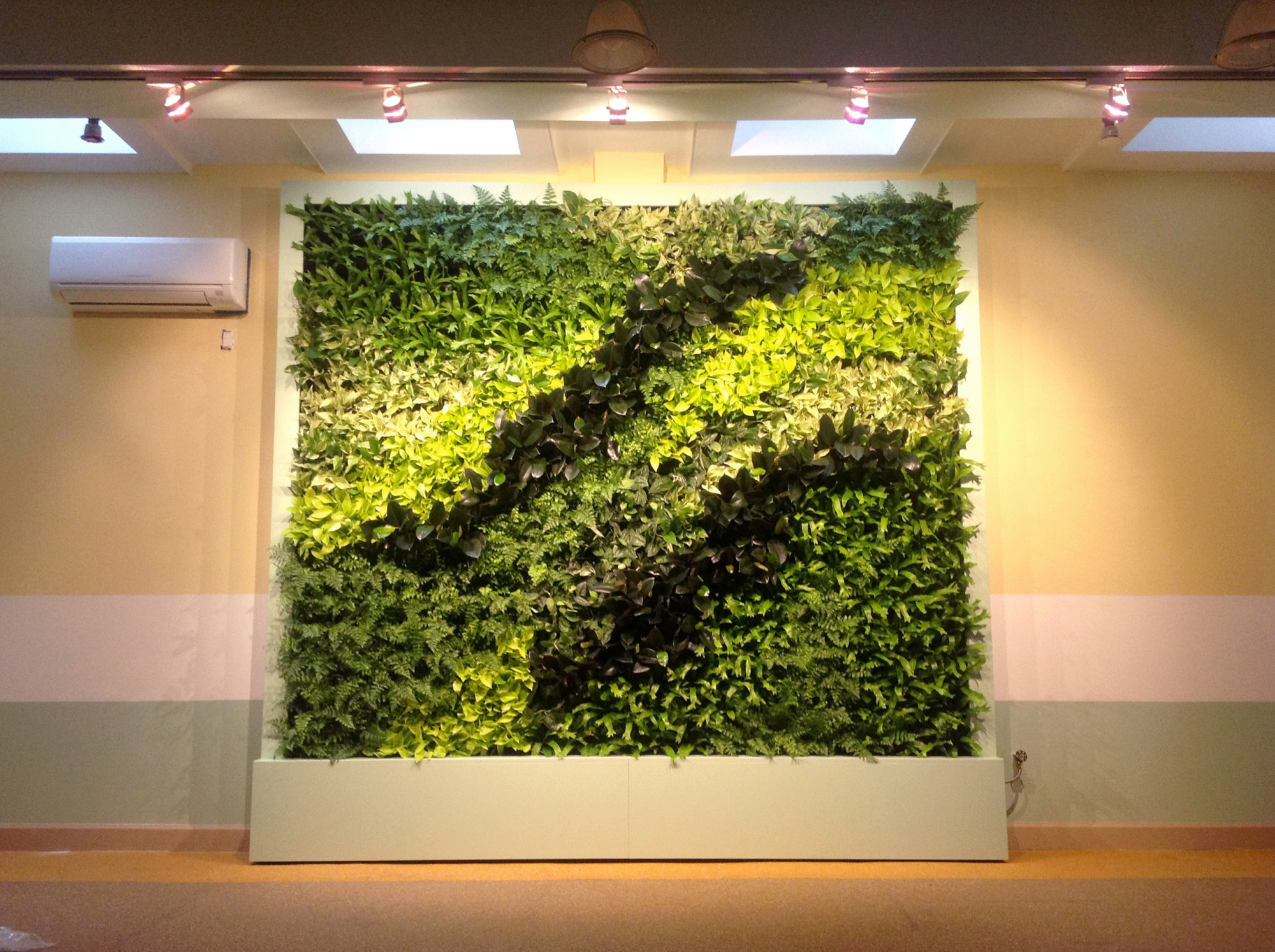 New Brooklyn Preschool of Science Gets the Green Wall Treatment from ...
