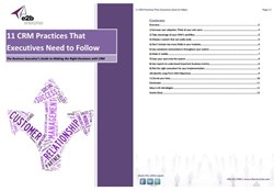 CRM White Paper