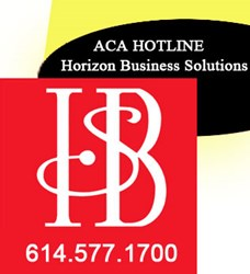 Horizon Business Solutions - Hotline to ACA Information