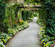 Arbour Walk at Minter Gardens