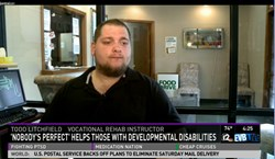 Todd Litchfield, Vocational Rehab Instructor for Nobody's Perfect, Inc.