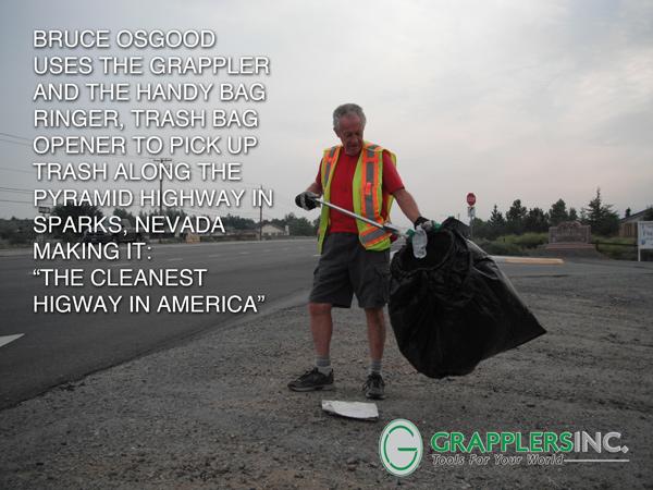 Trash Bag Open Trash Bag Holder Help Keep