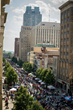 100,000 visitors line the streets at Capital City Bikefest in Raleigh, N.C.