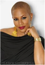 Celebrity Stylist and International Hair Expert Felicia Leatherwood will be a panelist at the expo.