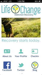 Life Change Announces New Addiction Recovery App