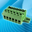 panel mount pluggable terminal block headers