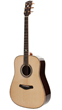 Left Hand Bear Chief acoustic guitar