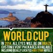 World Cup 2014 Rio de Janeiro Brazil
