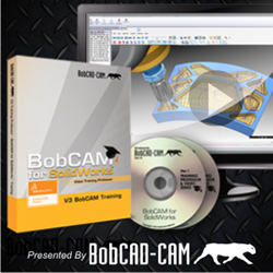 BobCAM for SolidWorks Training Video Professor