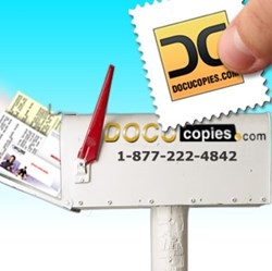 Docucopies.com offers EDDM-compatible printing products
