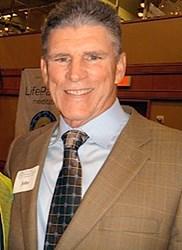 LifeParticle Ambassador, John Fenton