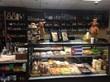 Newly renovated deli merchandise counter