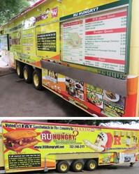 RU Hungry? Grease Truck
