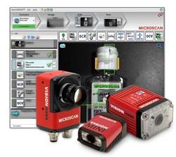 Microscan, AutoVISION, Vision MINI, Vision HAWK, machine vision, vision inspection
