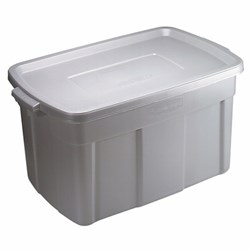 image of Rubbermaid Roughneck 31 Gallon Tote from SpaceSavers.com