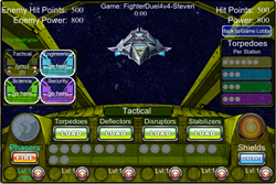 MathScore EduFighter Tactical Station