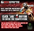 BTO Sports Kicks off Best Amateur Motocross Photo of 2013 Contest