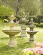 Outdoor Fountains Create a Relaxing Space in the Yard