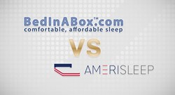Best Mattress Compares BedInABox and Amerisleep Memory Foam in Latest Article