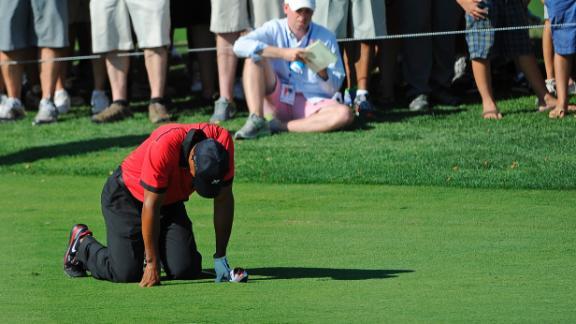 Amerisleep Offers Golfer Tiger Woods A New Mattress To