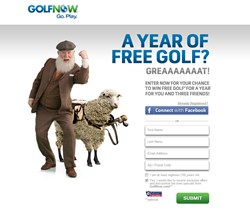 Golf Now Contest Entry Image