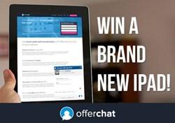 Win a brand new iPad