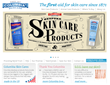 Columbia Skincare Launches New Full-Featured Website For Those Who Care About Skin
