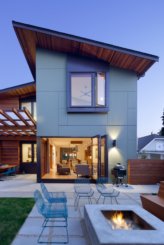 Seattle 39 s modern architecture on display this weekend for Seattle home design