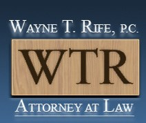 Wayne T. Rife, and Jana Acala, Attorneys at Law