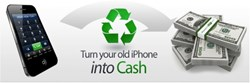 Sell used, old or broken iPhone for cash