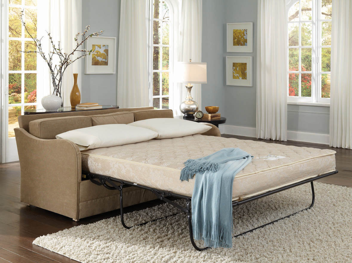 Ready To Assemble Sofa Sleeper Fits Where No Sleeper Has Gone BeforeRTA Sofa  Sleeper Designed To Fit Through Narrow Doors And Stairways, RV Doorways And  ...