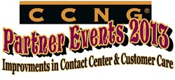 Contact Center, Call Center Events 2013