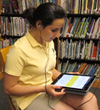 People with print disabilities (like blindness and dyslexia) can access Learning Ally's library of 80,000 human-narrated texbooks and literature titles on mainstream tablets, smartphones and computers (Windows and IOS).