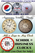 Personalized Clocks In Many Sizes