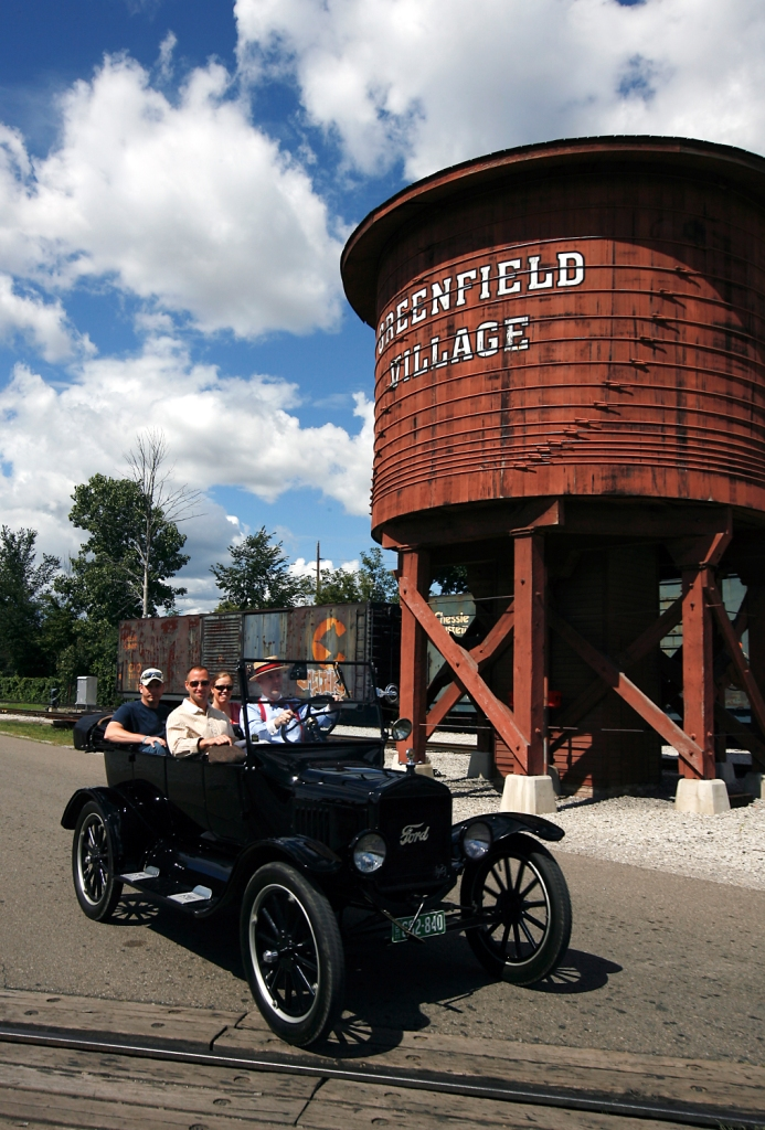 Ford Of Greenfield >> The Henry Ford Celebrates Dodge Brothers 100th Anniversary at 64th Annual Old Car Festival in ...